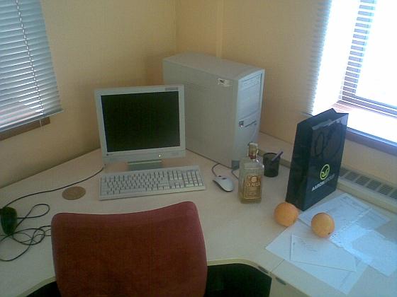Tequila v práci